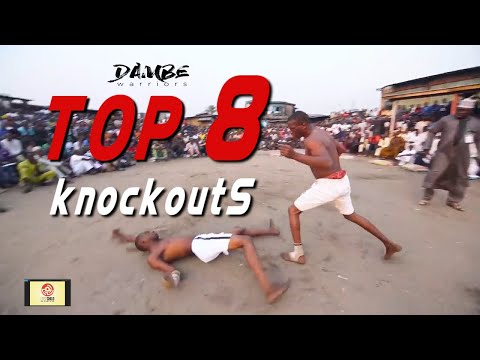 DAMBE WARRIORS 61: TOP 8  #Knockouts
