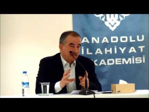Prof. Dr. Ali Bardakoğlu '' FIKIH ÇÖZÜM MÜ ÜRETİYOR SORUN MU? ''