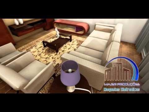 Tour Interativo em Unreal Engine Interior Casa por Marco Aurélio Ferreira Majer