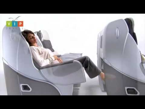 Air France Business Class Seats
