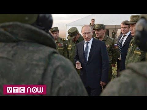 Nga có thể xoay chuyển cục diện chiến tranh Trung Đông? | VTC1 - Thời lượng: 5 phút, 2 giây.