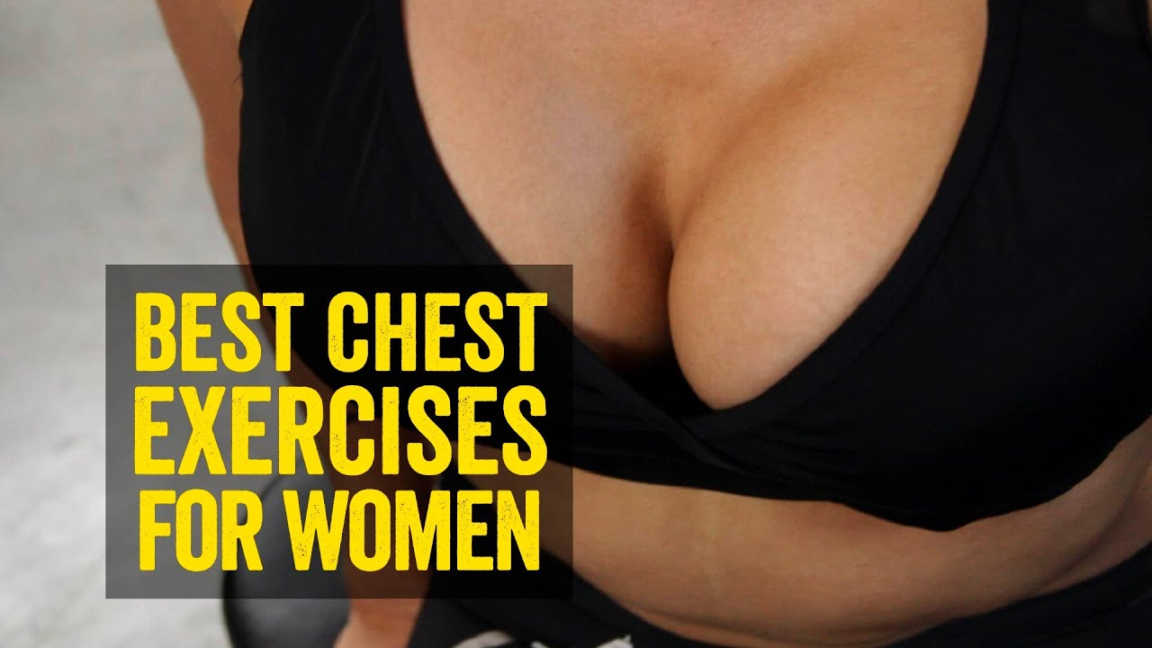 Best Chest Exercises for Women: Lift Breasts Naturally