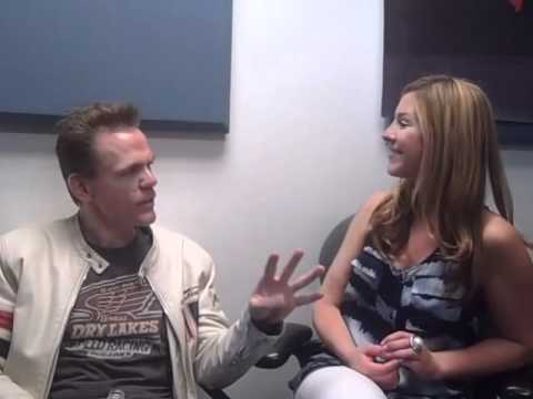 Ashlee interviews comedian Christopher Titus