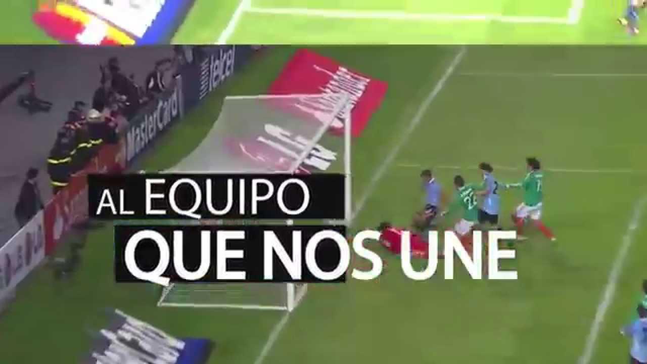 #ElEquipoQueNosUne | Despedida a la Copa América 2015