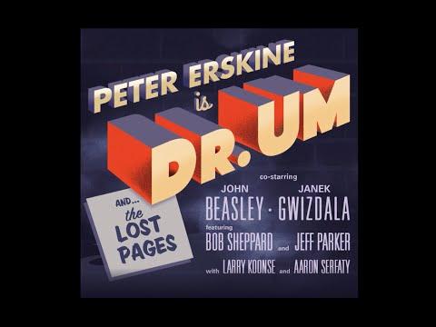 Peter Erskine / ピーター・アースキン「DR.UM / ドクター・アム」スポット映像