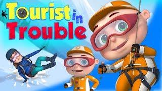 Video Zool Babies Series - Tourist Rescue | Cartoon Animation For Children | Videogyan Kids Shows MP3, 3GP, MP4, WEBM, AVI, FLV Maret 2019