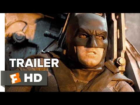 Batman v Superman: Dawn of Justice Trailer HD