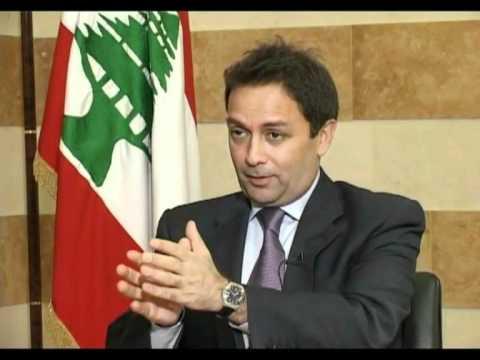 وزير الداخلية اللبناني زياد بارود – مووضع التجنيس – الجزء الأول