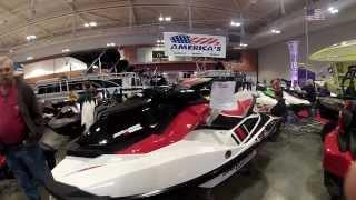 9. 2014 Seadoo Wake 155HP wakeboarding Personl WaterCraft