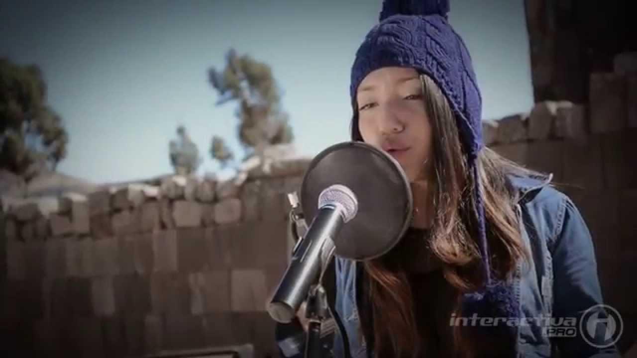 """Renata Flores Rivera """"The way you make me feel"""" Michael Jackson – Versión en Quechua"""