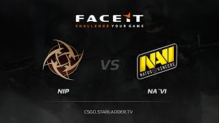 Na'Vi vs NiP, game 1