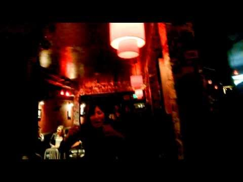 Haight - This is the first video that I took on Google Glass at Molotov bar on Haight Street after being verbally accosted and flipped off by the Asian looking woman....