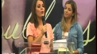 CULTO MULHERES DIANTEDO TRONO - 27.02.2013