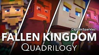 Video Fallen Kingdom Quadrilogy: Fallen Kingdom, Take Back The Night, Find The Pieces, & Dragonhearted MP3, 3GP, MP4, WEBM, AVI, FLV Agustus 2019