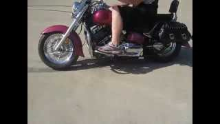 8. 2008 YAMAHA V-STAR 650 CLASSIC $2500 FOR SALE WWW.RACERSEDGE411.COM