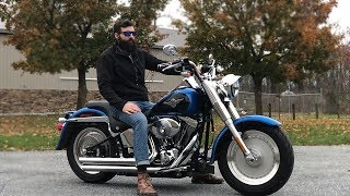 4. Is this really the Harley you want? Fat Boy test drive review