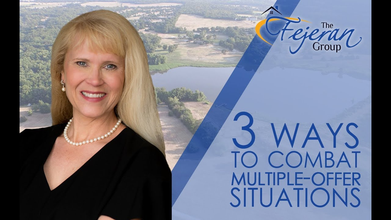 How Can You Stand Out in a Multiple-Offer Situation?