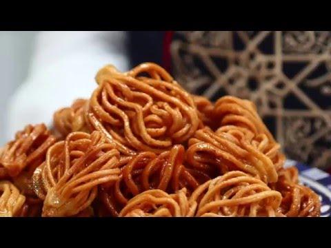 Choumicha : Chebakia bachnikha Recette Ramadan