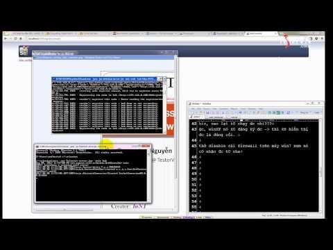 [Tutorial]: Cross Browser testing with selenium (part2)