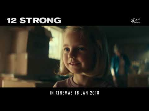 12 Strong, Official Trailer 2 - In cinema 18 Jan 2018
