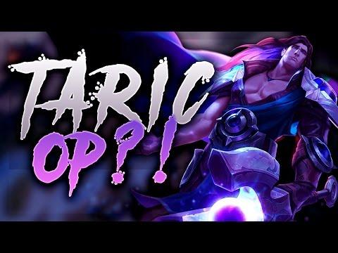 NEW FABULOUS TARIC TOP OP?! - YOUTUBE CARRIES SRO #3 (видео)