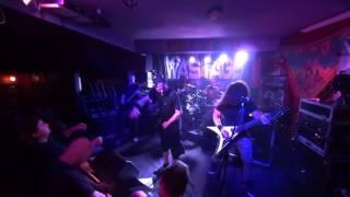 Video WASTAGE - Live in Krosno PL / Rock Klub Iron / 28.11.2015r