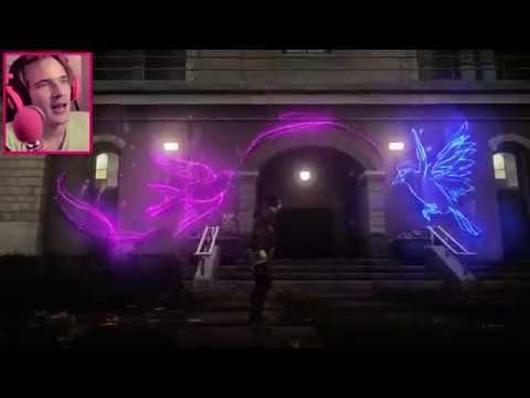 PRAISE THE LAWD FOR YOGA PANTS! - Infamous: First Light - Part 2