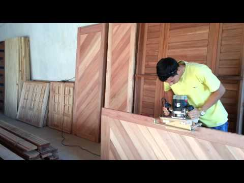 fechaduras - Furaçao da cava da fechadura em porta masiça em menos de 4 minutos, com acabamento impecavel, adiquira o seu aqui.