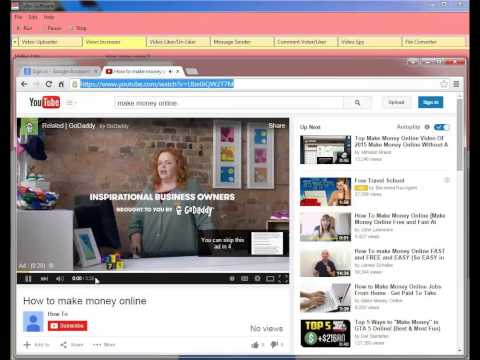 YT Views Increaser Bot in Tube Video Marketing Software Free Tips