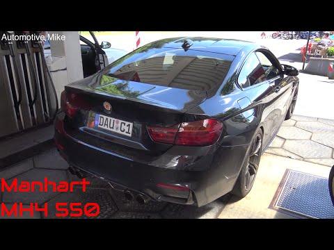 BMW Manhart Performance MH4 550