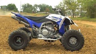 9. Yamaha YFZ450R GYTR Budget MX Racer Project Test