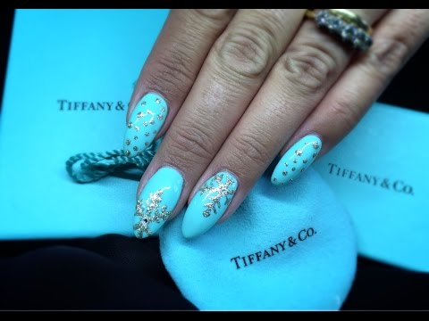 nail art tiffany