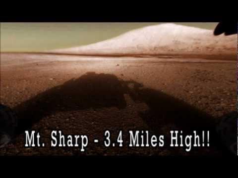 Mars Curiosity Rover Pics – Strange Alien Martian Structures – Ancient Aliens