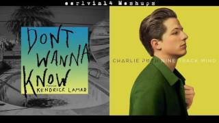 Video Don't Wanna Know vs. We Don't Talk Anymore (Mashup) - Maroon 5 & Charlie Puth - earlvin14 (OFFICIAL) download in MP3, 3GP, MP4, WEBM, AVI, FLV Mei 2017
