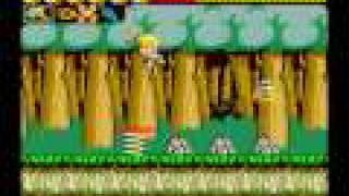 Arcade Longplay [123] Wonder Boy