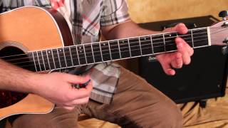 """How to Play """"I'm The Man"""" by Aloe Blacc - Guitar Lesson - Tutorial - Acoustic - R&B"""