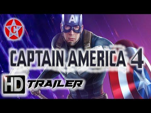 Captain America 4 The Last Avenger - Official Movie Trailer - 2021