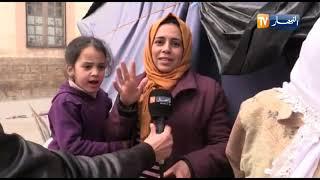 بعد بث النهار لمعاناتهم .. والي تلمسان علي بن يعيش يزور العائلات الأربعة ويقرر منحهم سكنات جديدة