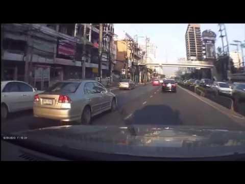 รวมอุบัติเหตุในประเทศไทย จากกล้องติดรถยนต์ by thaiblackbox