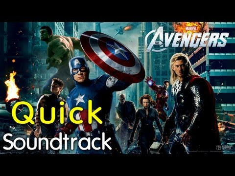 The Avengers - Quick Soundtrack | Original Soundtrack (Various Artists) | Movie
