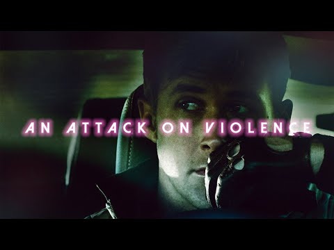 DRIVE (2011): An Attack On Post-Postmodern Violence - A Video Essay