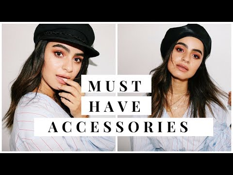 HOW TO USE ACCESSORIES TO DEFINE YOUR STYLE