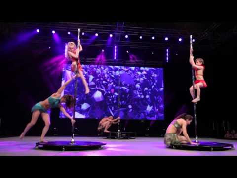 Move It 2016 Performance for X Pole
