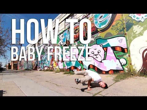Уличные танцы: Элементы Брейк Данса. Урок видео.