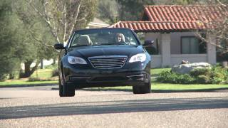2011 Chrysler 200 Convertible Test Drive And Review