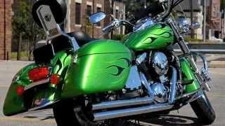 10. 2008 Kawasaki Vulcan 1500 Classic