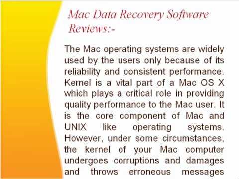 comment reparer kernel panic