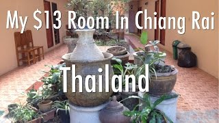 Chiang Rai Thailand  City pictures : My $13 Room In Chiang Rai, Thailand - Jansom House