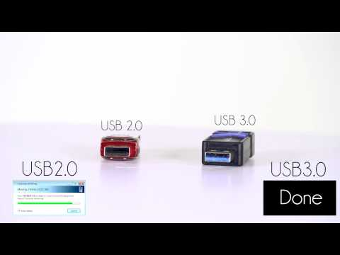 USB 3 - USB3 can be confusing for general consumers. In this episode Linus explains the difference between USB2 and USB3, while providing a real-world demonstration ...
