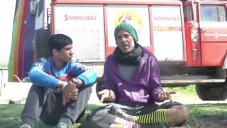 Entrevista en fundación Don Pedro, Montevideo Oct2016